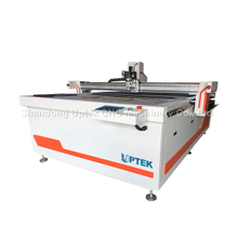 Asbestos Rubber Silicon Gasket Cutting Machine
